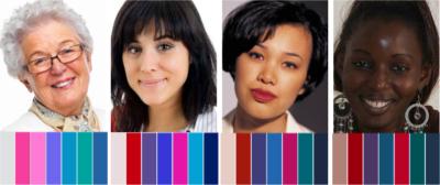 Opleiding Kleur met Persoonlijk systeem