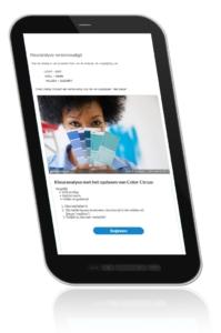 ColorEasy®, de online supporttool voor het MBO