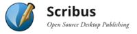 scribus, gratis software - open source