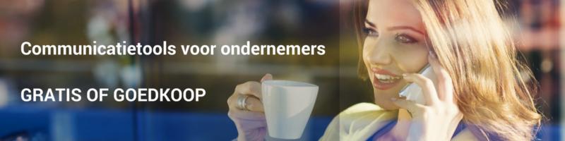 communicatietools voor ondernemers
