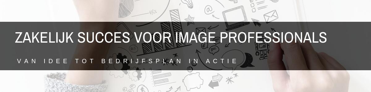 Zakelijk succes voor image professionals